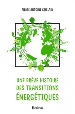 Une brève histoire des transitions énergétiques - Edilivre - 9782414486953 -