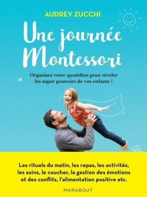 Une journée Montessori - marabout - 9782501119894 -