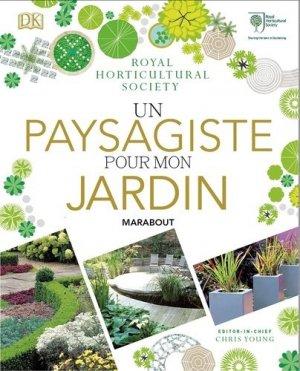 Un paysagiste pour mon jardin - marabout - 9782501124980 -