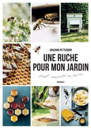 Une ruche pour mon jardin - marabout - 9782501130363 -