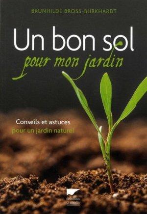 Un bon sol pour mon jardin - delachaux et niestle - 9782603025833