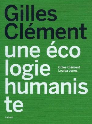 Une écologie humaniste - la martinière / aubanel - 9782700603927 -