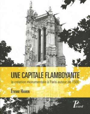 Une capitale flamboyante - picard - 9782708409095 -