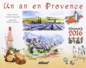 Un an en Provence - Edisud - 9782744910098 -
