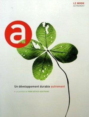 Un développement durable autrement - autrement - 9782746712607 -