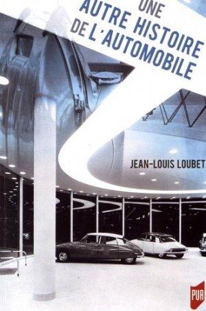 Une autre histoire de l'automobile - presses universitaires de rennes - 9782753552081 -