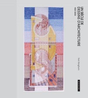 Un siècle de dessins d'architecture - hazan - 9782754107006 -