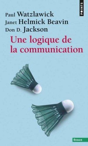 Une logique de la communication - Points - 9782757839997 -
