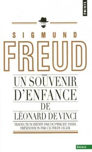 Un souvenir d'enfance de Léonard de Vinci - points - 9782757869710 -