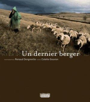 Un dernier berger - rouergue editions - 9782812600401 -