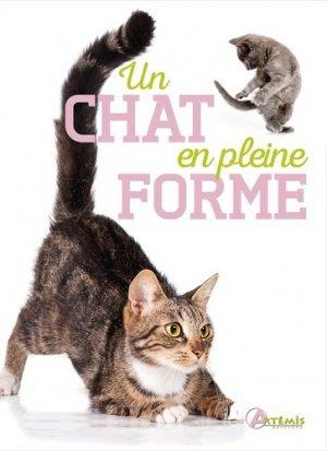 Un chat en pleine forme - artemis - 9782816009293 -
