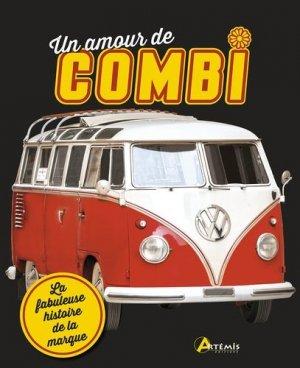 Un amour de combi VW : la fabuleuse histoire de la marque - artemis - 9782816013689 - https://fr.calameo.com/read/004967773f12fa0943f6d