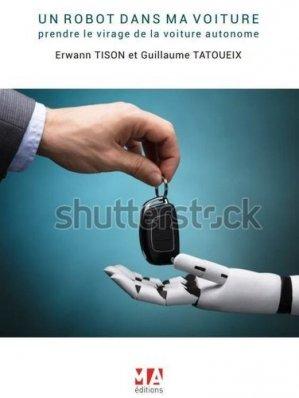 Un robot dans ma voiture - Micro Application Editions - 9782822406246 -