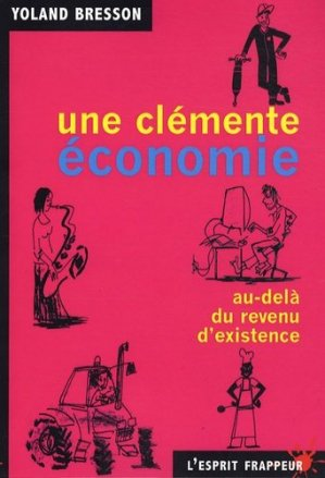 Une clémente économie - L'Esprit Frappeur - 9782844052339 -