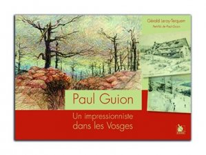 Un impressionniste dans les Vosges - ysec - 9782846732819 -