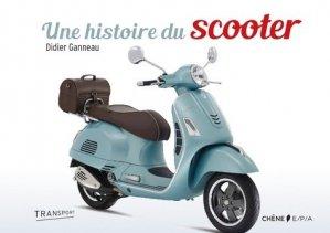 Une histoire du scooter - epa - 9782851208644 -