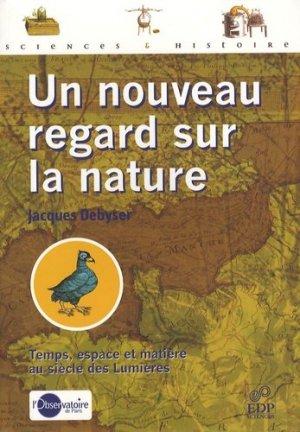 Un nouveau regard sur la nature - EDP Sciences - 9782868839862 -