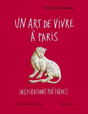 Un Art de vivre à Paris - aam - 9782871433590 -