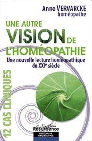Une autre vision de l'homéopathie - marco pietteur - 9782874340420 -