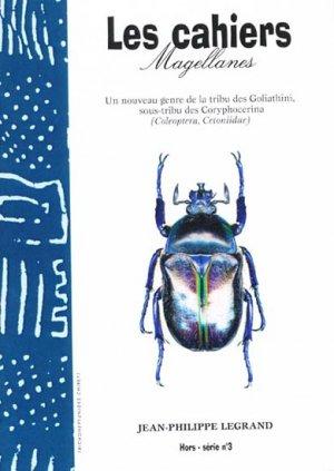 Un nouveau genre de la tribu des Goliathini, sous-tribu des Coryphocerina - magellanes - 9782911545146