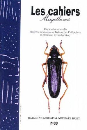 Une espèce nouvelle du genre Schmidtiana Podany des Philippines - magellanes - 9782911545443 -