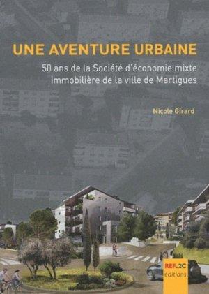 Une aventure urbaine - ref.2c - 9782918582076 - majbook ème édition, majbook 1ère édition, livre ecn major, livre ecn, fiche ecn