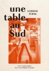 Une table, au Sud - de l'epure - 9782919370108 -