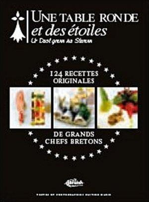 Une table ronde et des étoiles - Plus est en Breizh - 9782919620005 -