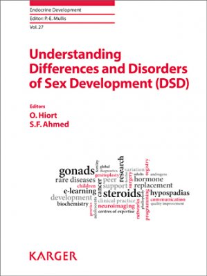 Understanding Differences and Disorders of Sex Development (DSD) - karger - 9783318025583 -