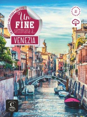 Un fine settimana a ... venezia - livre + mp3 - Difusión - 9788417710187