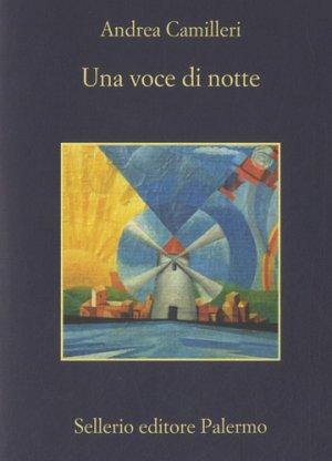 Una voce di notte - sellerio editore pellegrino - 9788838927621 -