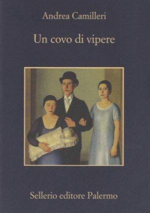 Un covo di vipere - sellerio editore pellegrino - 9788838930539 -