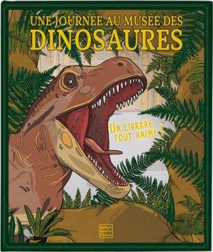 Une journée au musée des dinosaures - quatre fleuves - 9791026401346 -