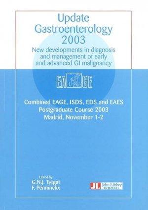 Update gastroenterology 2003  - john libbey eurotext - 9782742004973 -