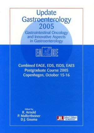 Update gastroenterology 2005 - john libbey eurotext - 9782742005994 -
