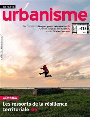 Urbanisme N°418 - revue urbanisme - 3663322111631 -