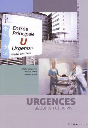 Urgences - editoo - 9780982001684 -