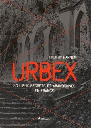 Urbex - arthaud - 9782081356078 -