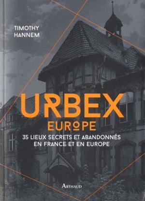 Urbex 2 - Flammarion - 9782081412781 -
