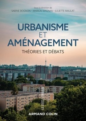 Urbanisme et aménagement - armand colin - 9782200625351 -