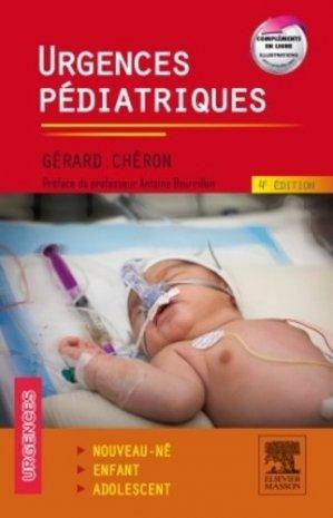 Urgences pédiatriques - elsevier / masson - 9782294719196 -