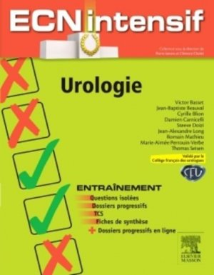 Urologie - elsevier / masson - 9782294740763 -