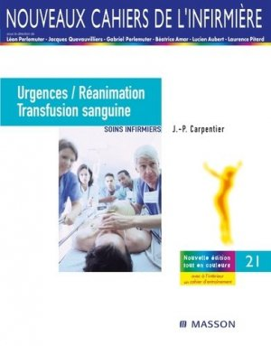 Urgences / Réanimation Transfusion sanguine - elsevier / masson - 9782294768590 -