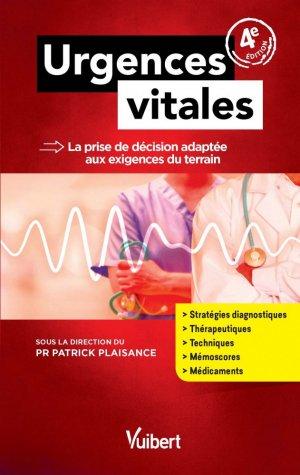 Urgences vitales - estem - 9782311660289 -