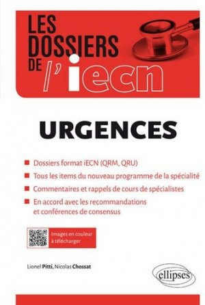 Urgences - ellipses - 9782340011441 -