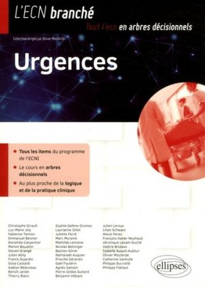 Urgences - ellipses - 9782340021099