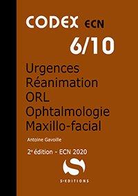 Urgences, réanimation, ORL, ophtalmologie, maxillo-faciale - s editions - 9782356402097