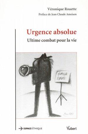 Urgence absolue - vuibert - 9782711772964 -