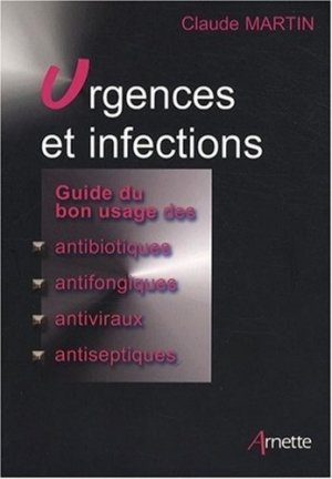 Urgences et infections - arnette - 9782718411811 -