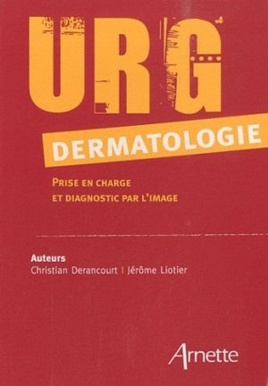 Urg'  Dermatologie - arnette - 9782718412290 -